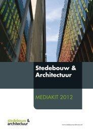 Stedebouw & Architectuur - Stedebouw en Architectuur