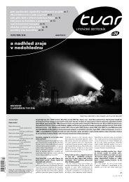 Tvar 4/2009