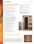 Quality Radiant Saunas Feature - The Sauna Depot - Page 2