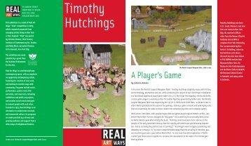 Timothy Hutchings - Real Art Ways