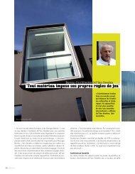L'Architecture évolue dans un monde ouvert qui ... - Dimension