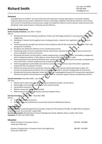 Sap Security Consultant Resume Samples. oilfield consultant resume field consultant  resume example