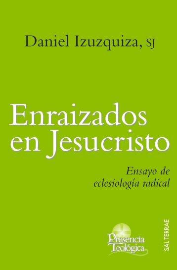 EnraizadosenJesucris.. - Editorial Sal Terrae