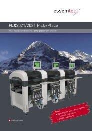FLX 2021 Brochure - Sinerji Grup