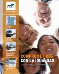 COMPROMETIDOS CON LA IGUALDAD COMPROMETIDOS CON ...