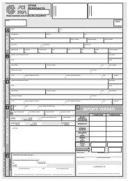 PDF 100 Kb - Network Uffici Provinciali ACI
