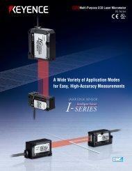 Keyence Multi-Purpose CCD Laser Micrometer IG ... - Hasmak.com.tr