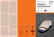 Distance and Literature ANGLÈS.indd - Shahrazad - Stories for life