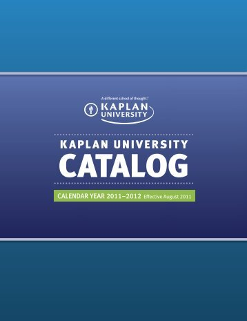 Kucampus.kaplan.edu Magazines
