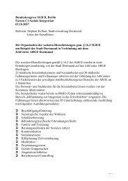 Bundeskongress SGB II, Berlin - Bundeskongress-sgb2.de
