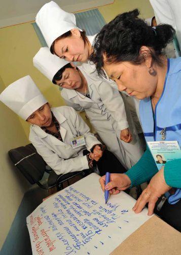 3: Mobilizing skills - United Nations Volunteers