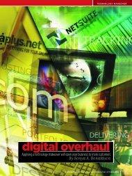 digital ove r h a u l - NetSuite