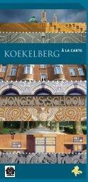 KOEKELBERG - Monumenten & Landschappen