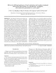 Effects of different patterns of feed restriction and insulin treatment ... - Page 2