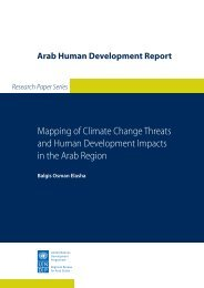 Mapping of Climate Change Threats and Human Development ...