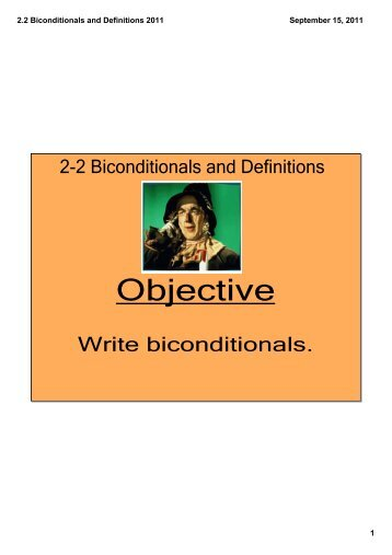 2.2 Biconditionals and Definitions 2011.pdf