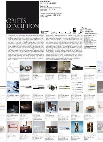 Catalogue - VIA