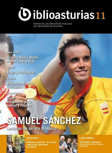 Revista nº 11, 4º trimestre 2008 - Gobierno del principado de Asturias