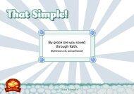 That Simple! - TFI Online