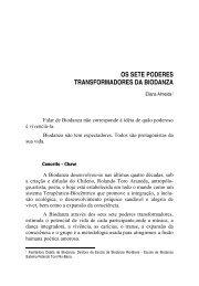 os sete poderes transformadores da biodanza - Pensamento ...