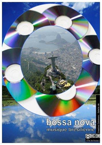 Bossa nova - Bibliothèque municiaple de Sceaux