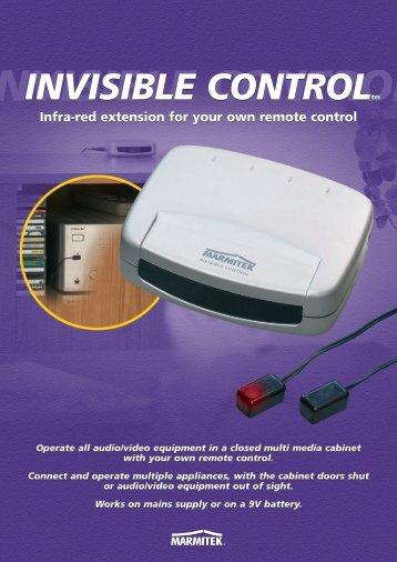NVISIBLE CONTROL - Okos Otthon