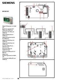 SPCW130 - Simon Technologies