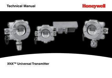 XNX Universal Transmitter - Merkantile