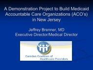 Jeffrey Brenner, MD - Methodist Healthcare