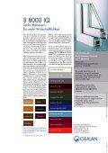 Sechs-Kammer-Profilkombination Gute Statik - optimaler Wärmeschutz - Page 2