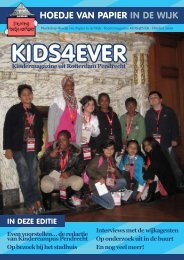 Kids 4 Ever Zuid - Wijktijgers