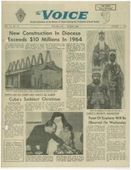 New Construction In Diocese Exceeds $10 Millions In ... - E-Research