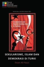 SEKULARISME, ISLAM DAN DEMOKRASI DI TURKI