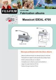 Fiche-produit massicot IDEAL 4705