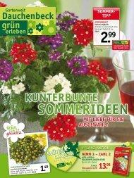 SOmmer - Gartenwelt Dauchenbeck