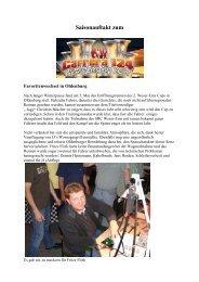 1. Lauf Weser-Ems-Cup 05.05.2007 Oldenburg - SRC-Ostfriesland