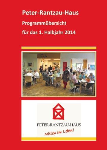 Rosenweg 11 - Peter-Rantzau-Haus