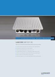 LANCOM OAP-321-3G - LANCOM Systems