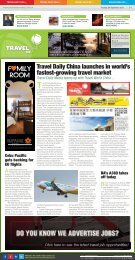 Tuesday 24 September 2013.indd - Travel Daily Media