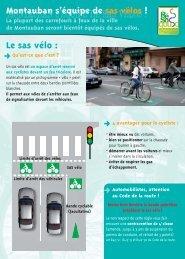 Le sas vélo : MONTAUBAN S'ÉQUIPE DE SAS ... - Montauban.com