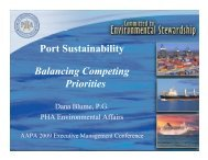 Port Sustainability Balancing Competing Priorities - staging.files.cms ...