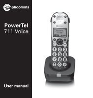 User manual PowerTel - PMC Telecom