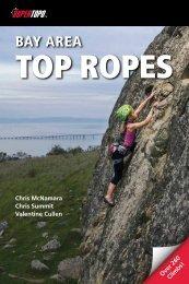 Bay Area Top ropes - SuperTopo