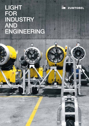 Light in industry and engineering - Zumtobel