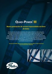 Quad-Power® III - Gates Corporation