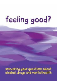 feeling good? - Department of Health and Ageing