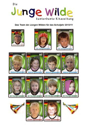 Kita-Zeitung - Junge Wilde eV