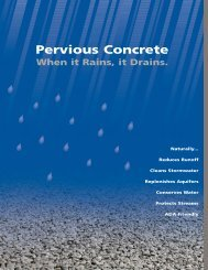 Pervious Concrete (PDF) - Mayco Mix Ltd