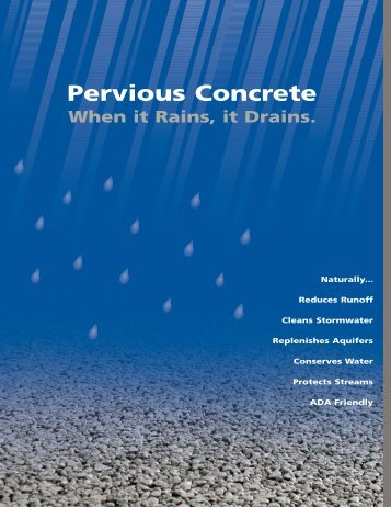 Pervious Concrete (PDF) - Mayco Mix Ltd