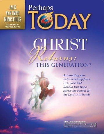 Send a gift of $24.95 - Jack Van Impe Ministries